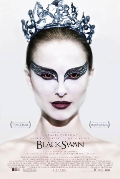 """I had the craziest dream last night about a girl who's turned into a swan."